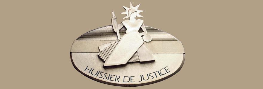 huissier-de-justice